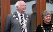 Deputy Mayor and Mayoress of Kirklees