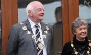Deputy Mayor and Mayoress of Kirklees