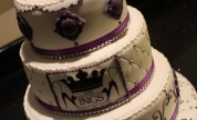 Commissioned Cake for the opening of The Ings Luxury Cat Hotel.